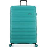 Antler Juno 2 Hardside Suitcase Set of 3 Teal 42215, 42216, 42219 with FREE GO Travel Luggage Scale G2006 - 2