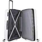 Antler Juno 2 Hardside Suitcase Set of 3 White 42215, 42216, 42219 with FREE GO Travel Luggage Scale G2006 - 4
