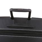 Antler Juno 2 Hardside Suitcase Set of 3 Black 42215, 42216, 42219 with FREE GO Travel Luggage Scale G2006 - 6