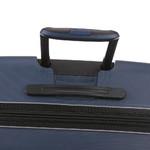 Antler Juno 2 Hardside Suitcase Set of 3 Navy 42215, 42216, 42219 with FREE GO Travel Luggage Scale G2006 - 6