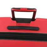 Antler Juno 2 Hardside Suitcase Set of 3 Red 42215, 42216, 42219 with FREE GO Travel Luggage Scale G2006 - 6