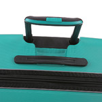 Antler Juno 2 Hardside Suitcase Set of 3 Teal 42215, 42216, 42219 with FREE GO Travel Luggage Scale G2006 - 6