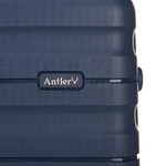 Antler Juno 2 Hardside Suitcase Set of 3 Navy 42215, 42216, 42219 with FREE GO Travel Luggage Scale G2006 - 7