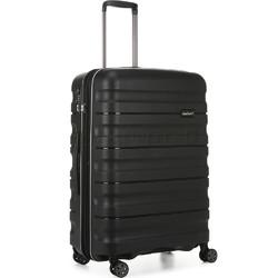 Antler Juno 2 Medium 68cm Hardside Suitcase Black 42216