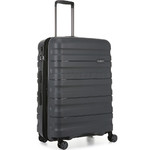 Antler Juno 2 Medium 68cm Hardside Suitcase Charcoal 42216
