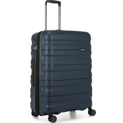Antler Juno 2 Medium 68cm Hardside Suitcase Navy 42216