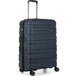 Antler Juno 2 Medium 68cm Hardside Suitcase Navy 42216