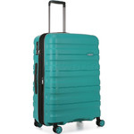 Antler Juno 2 Medium 68cm Hardside Suitcase Teal 42216