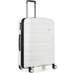 Antler Juno 2 Medium 68cm Hardside Suitcase White 42216