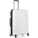 Antler Juno 2 Medium 68cm Hardside Suitcase White 42216