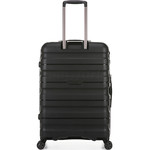 Antler Juno 2 Medium 68cm Hardside Suitcase Black 42216 - 1