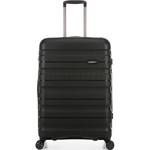 Antler Juno 2 Medium 68cm Hardside Suitcase Black 42216 - 2
