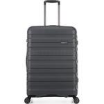 Antler Juno 2 Medium 68cm Hardside Suitcase Charcoal 42216 - 2