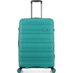 Antler Juno 2 Medium 68cm Hardside Suitcase Teal 42216 - 2