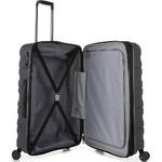 Antler Juno 2 Medium 68cm Hardside Suitcase Charcoal 42216 - 4