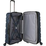Antler Juno 2 Medium 68cm Hardside Suitcase Navy 42216 - 4
