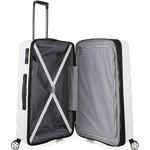 Antler Juno 2 Medium 68cm Hardside Suitcase White 42216 - 4