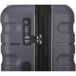 Antler Juno 2 Medium 68cm Hardside Suitcase Charcoal 42216 - 5