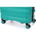 Antler Juno 2 Medium 68cm Hardside Suitcase Teal 42216 - 6