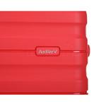 Antler Juno 2 Medium 68cm Hardside Suitcase Red 42216 - 8