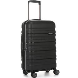 Antler Juno 2 Small/Cabin 56cm Hardside Suitcase Black 42219