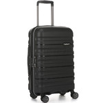 Antler Juno 2 Small/Cabin 56cm Hardside Suitcase Black 42219