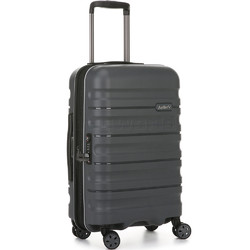 Antler Juno 2 Small/Cabin 56cm Hardside Suitcase Charcoal 42219