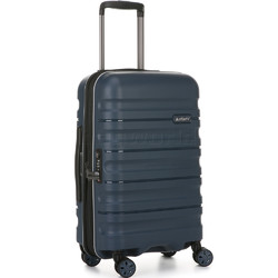 Antler Juno 2 Small/Cabin 56cm Hardside Suitcase Navy 42219