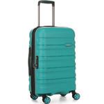 Antler Juno 2 Small/Cabin 56cm Hardside Suitcase Teal 42219