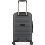 Antler Juno 2 Small/Cabin 56cm Hardside Suitcase Charcoal 42219 - 1