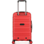 Antler Juno 2 Small/Cabin 56cm Hardside Suitcase Red 42219 - 1