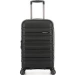 Antler Juno 2 Small/Cabin 56cm Hardside Suitcase Black 42219 - 2