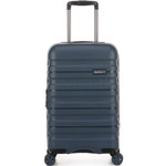 Antler Juno 2 Small/Cabin 56cm Hardside Suitcase Navy 42219 - 2