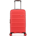 Antler Juno 2 Small/Cabin 56cm Hardside Suitcase Red 42219 - 2