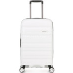 Antler Juno 2 Small/Cabin 56cm Hardside Suitcase White 42219 - 2