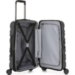 Antler Juno 2 Small/Cabin 56cm Hardside Suitcase Charcoal 42219 - 3