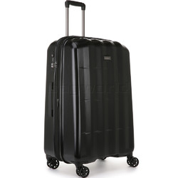 Antler Global Large 79cm Hardside Suitcase Black 42015