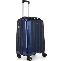 Antler Global Medium 67cm Hardside Suitcase Navy 42016