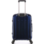 Antler Global Medium 67cm Hardside Suitcase Navy 42016 - 1