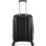 Antler Global Small/Cabin 56cm Hardside Suitcase Black 42058 - 1