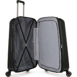 Antler Global Large 79cm Hardside Suitcase Black 42015 - 3