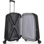 Antler Global Medium 67cm Hardside Suitcase Black 42016 - 3