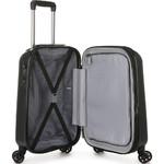 Antler Global Small/Cabin 56cm Hardside Suitcase Black 42058 - 3