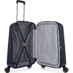 Antler Global Medium 67cm Hardside Suitcase Navy 42016 - 3