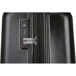 Antler Global Small/Cabin 56cm Hardside Suitcase Black 42058 - 4