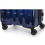 Antler Global Medium 67cm Hardside Suitcase Navy 42016 - 5