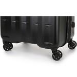 Antler Global Small/Cabin 56cm Hardside Suitcase Black 42058 - 5