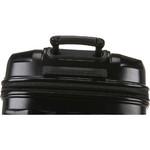 Antler Global Small/Cabin 56cm Hardside Suitcase Black 42058 - 6