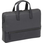 "Samsonite Red Taedio 14.1"" Laptop & Tablet Briefcase Grey 93258"