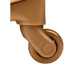 Lipault Miss Plume FL 2.0 55cm Softside Suitcase Dark Gold 86103 - 5